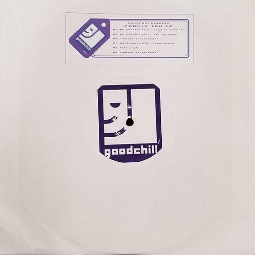 "Various Artists ""Purple Tag EP"""
