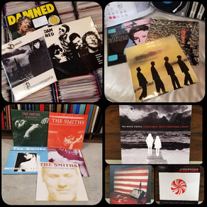 Another stack of awesome used vinyl just arrived
