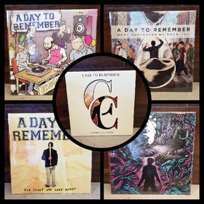 A Day To Remember - Vinyl LP's