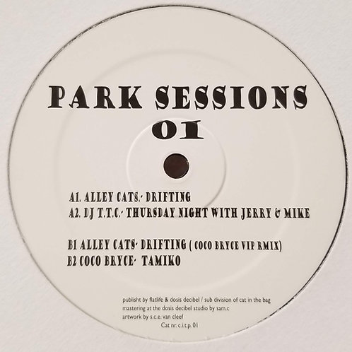 "Various Artists ""Park Sessions 01"""