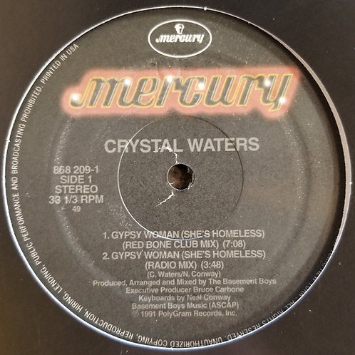 "Crystal Waters ""Gypsy Woman (She's Homeless)"""
