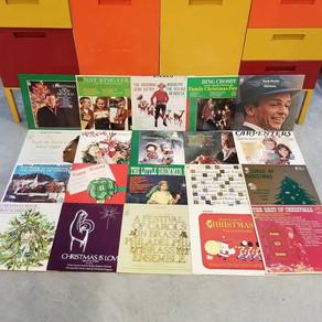 Christmas holiday vinyl fully stocked at the shop