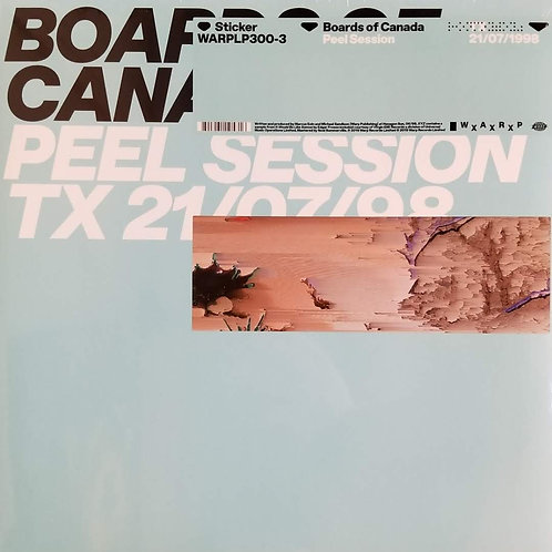 "Boards Of Canada ""Peel Session TX 21/07/98"""