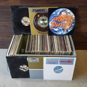 House, techno, U.S. hard house & trance record collection