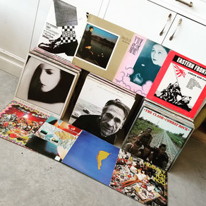 Nice 80's, New Wave, Ska, Punk & Goth Record Collection