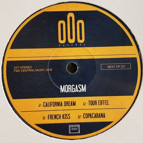 "Morgasm ""Best Of Vol 2/2"""