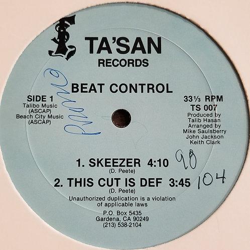 """Beat Control """"Skeezer"""""""