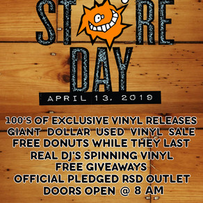 "Dr. Freecloud's ""Vinyl Newsletter"" latest edition"