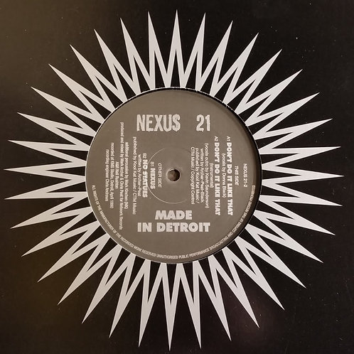 "Nexus 21 ""Made In Detroit"""
