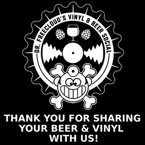 Thanks for coming to Vinyl & Beer Social