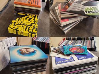 The latest vinyl shipments of Techno, Hardcore, Acid, House, Jungle, Rave