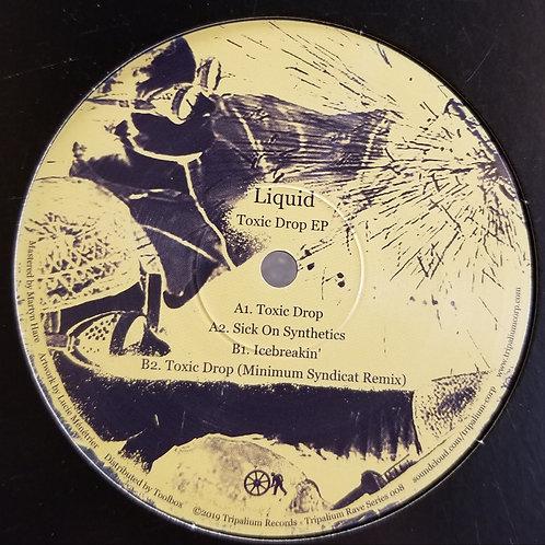"""Liquid """"Toxic Drop"""""""