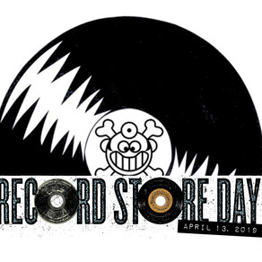 Record Store Day - Official Vinyl Releases
