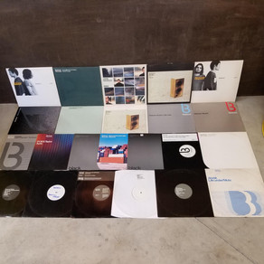 """Bedrock Records 12"""" collection"""