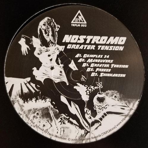"Nostromo ""Greater Tension"""