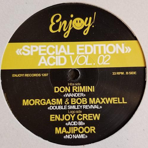 "Various Artists ""Special Edition Acid Vol. 02"""