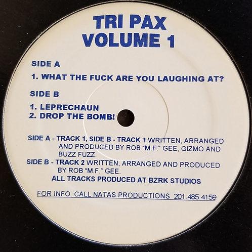 "Tri Pax ""Tri Pax Volume 1"""
