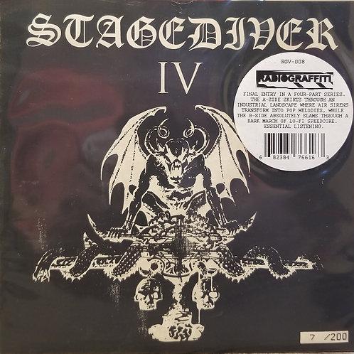 """Stagediver """"IV"""""""