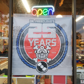 """Check out our brand new """"25 Year Anniversary"""" banner"""