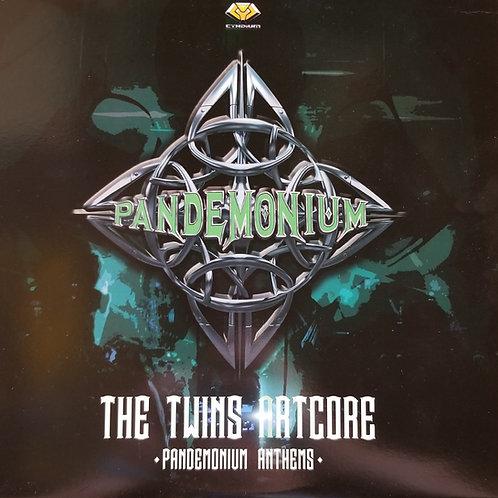"The Twins Artcore ""Pandemonium Anthems"""