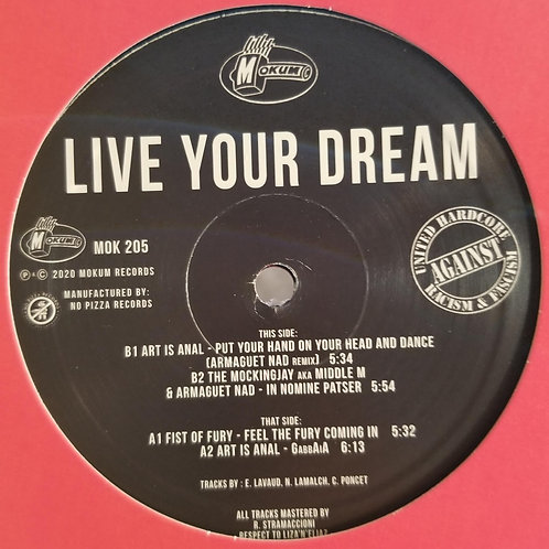 "Various Artists ""Live Your Dream"""