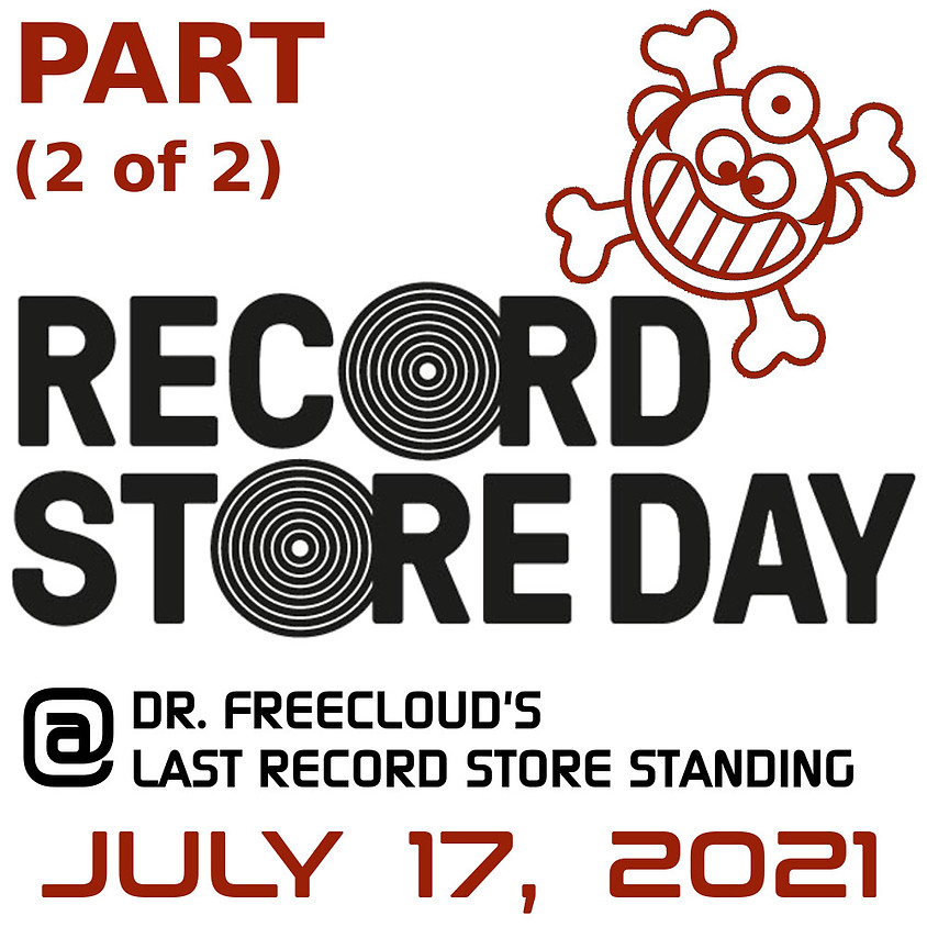 Record Store Day (Part 2 of 2)