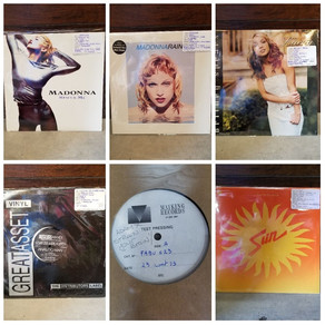 Some great rare dance vinyl just came in