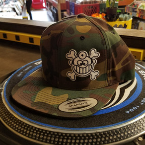 Dr. Freecloud - snapback hats back in stock