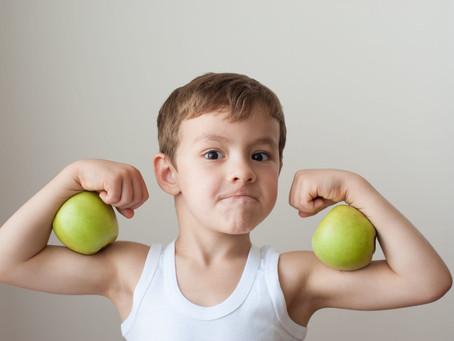 Styrketrening for barn og unge