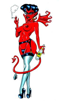 Devil Girl (Final Version)