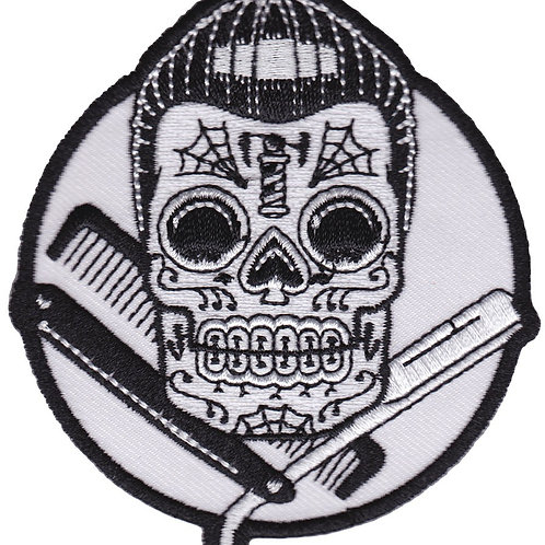 Kustom Kreeps Dapper Skull Patch