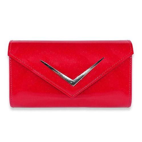 Bonneville Wallet in Red
