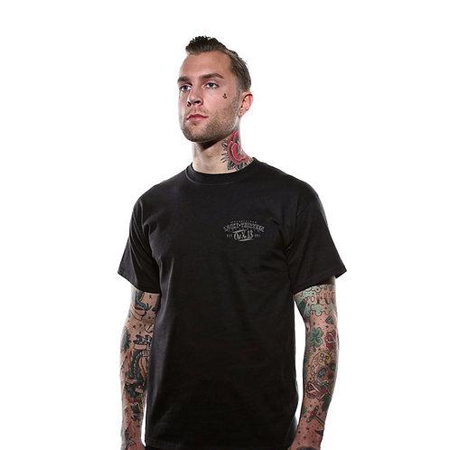Dragger Short Sleeve Mens Shirt by Lucky 13