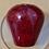 "Thumbnail: Hanco ""Style"" Pear Red Metal Flake MACK Floor Shift Knob"