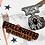 Thumbnail: Spider & Web Enamel Pin