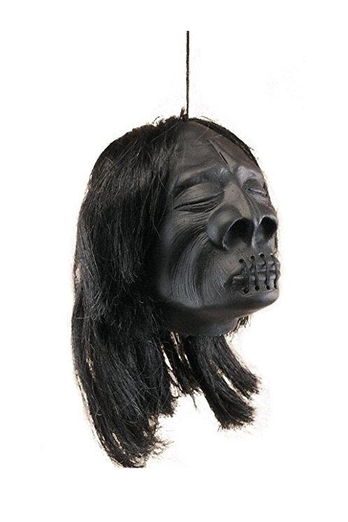 Review Mirror Shrunken Head