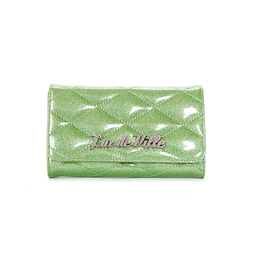 Route 66 Wallet Emerald City Sparkle