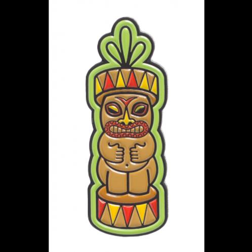 Tiki Totem Pin