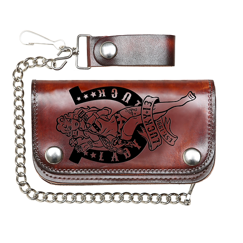 Lady Luck Chain Wallet