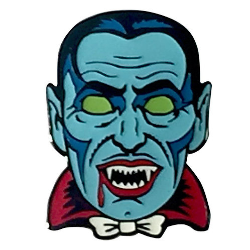 Blood of Dracula Enamel Pin