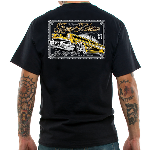 Low & Slow Lucky 13 Mens Shirt