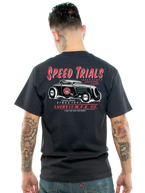 Speed Trials Mens Short Sleeve