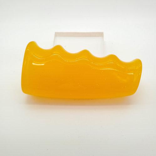 Sunkist Yellow Vintage Reproduction Pistol Grip Knob