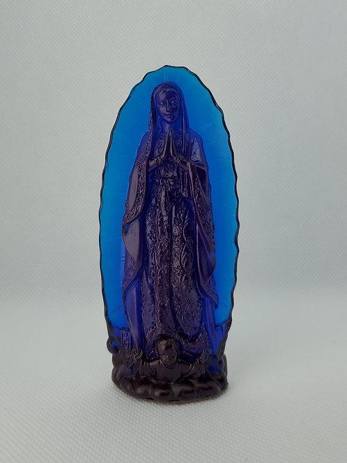 Dashboard Virgin de Guadalupe Dark Blue