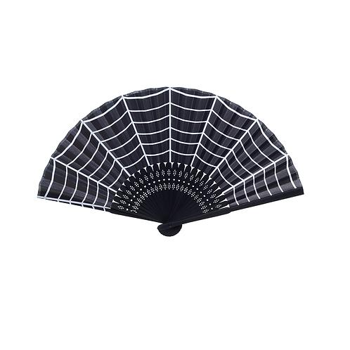 Black Web Fan