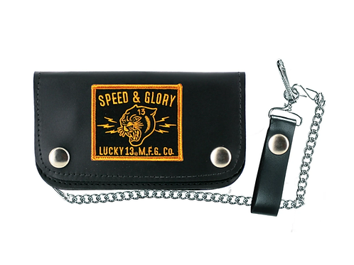 Speed & Glory Lucky 13 Wallet