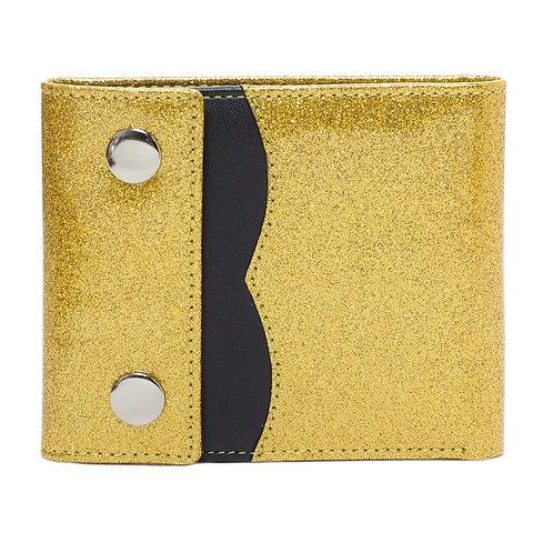 Sabrina Wallet Gold