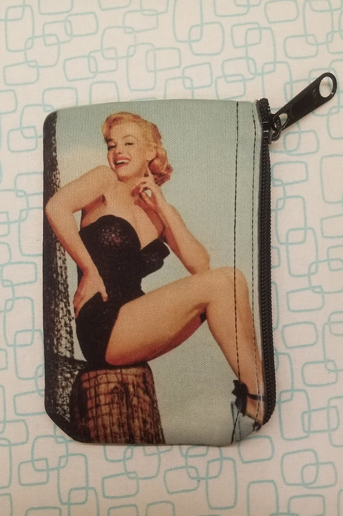 Marilyn Monroe Coin Purse