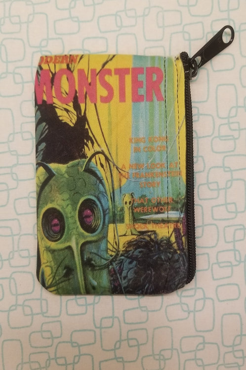 Modern Monster Coin Purse