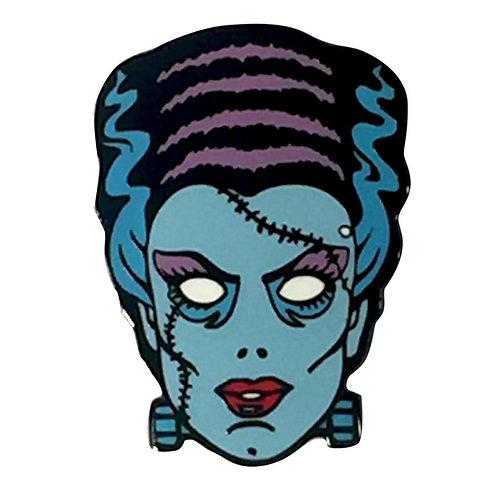 Nightmare Bride Enamel Pin